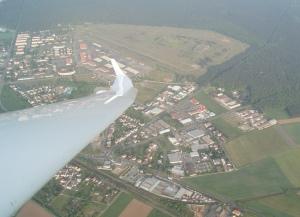 Flying field Babenhausen (Hessen, Germany)